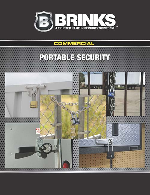 Brinks Portable Security commercial cover